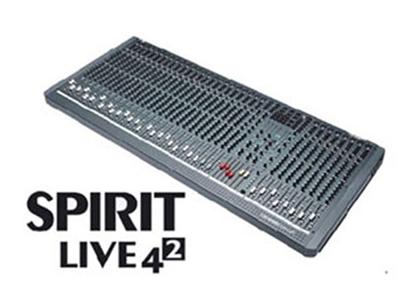 LIVE4.3系列调音台