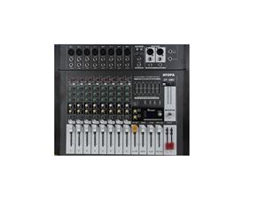 AP-8MU/AP-12MU带USB调音台