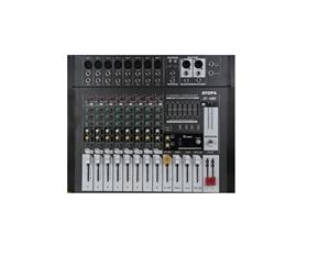 AP-8MD/AP-12MD带功放调音台