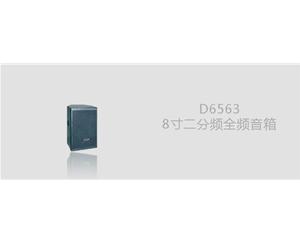 D6563全频音箱